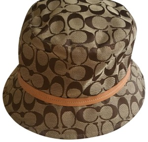 12f978b3443 Beige Coach Hats - Up to 70% off at Tradesy