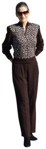 St. John St. John by Mary Gray Knit Pant Suit