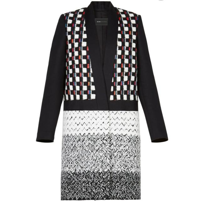 Preload https://img-static.tradesy.com/item/22746694/bcbgmaxazria-multi-colored-spring-jacket-size-4-s-0-4-650-650.jpg
