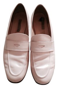 Ann Taylor Light Loafers Blush pink Flats