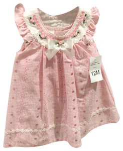 Bonnie Jean short dress Baby 12 Months 12m Toddler Girls Toddler on Tradesy