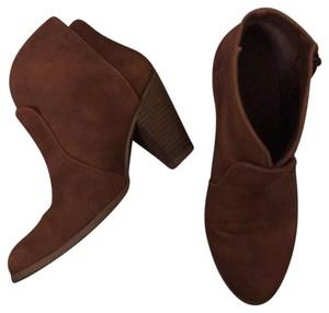 Qupid camel/light brown Boots