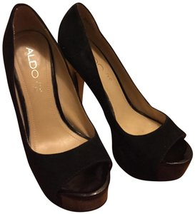 ALDO black Pumps