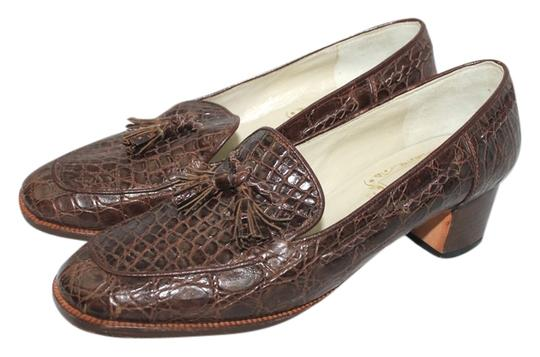 Preload https://item5.tradesy.com/images/joan-and-david-brown-made-in-italy-croc-leather-37-flats-size-us-65-regular-m-b-2274794-0-0.jpg?width=440&height=440