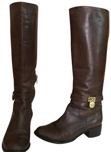 MICHAEL Michael Kors coffee brown Boots