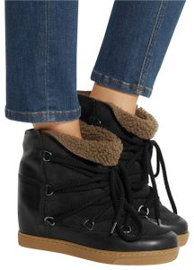 Isabel Marant Nowles Nowles Nowles Size 36 Black Boots