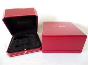 Cartier Red Genuine New Model Presentation Love Box Box Bracelet