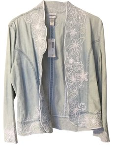 Chico's Light Beach Jacket
