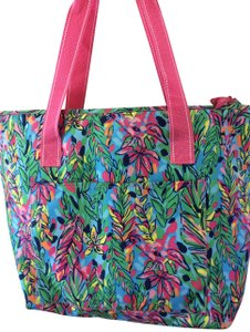 Lilly Pulitzer Tote Multi Beach Bag