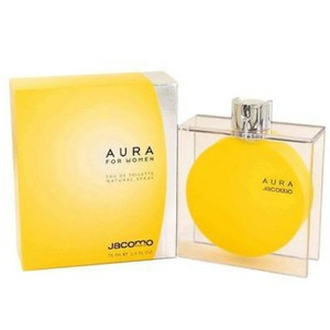 Jacomo AURA FOR WOMEN BY JACOMO-EDT-75 ML-MADE IN FRANCE