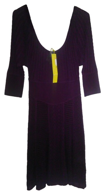 Catherine Malandrino Pointtle Sweater Dress