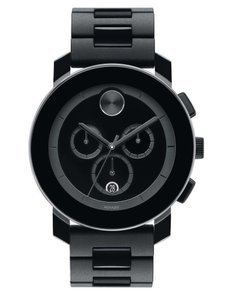 Movado Bold Resin Stainless Chronograph 3600048