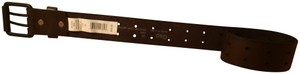 Gap GAP MEN 36 IN 100% COW LEATHER BELT WITH TWO PRONGS