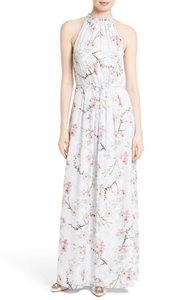 713e43199765 Grey Maxi Dress by Ted Baker Elynor Oriental Bloom