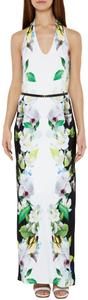 Black Maxi Dress by Ted Baker Torus Forget Me Not Maxi