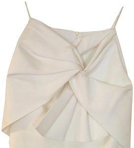 C/meo Collective Mini Skirt white