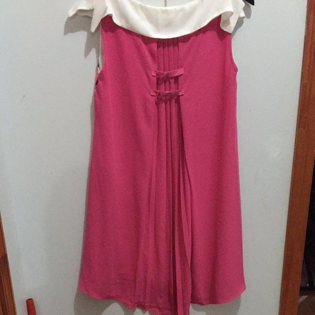 Other short dress white and pink on Tradesy