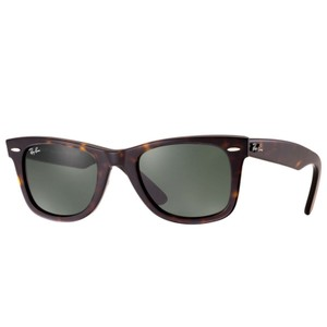Ray-Ban Original Polarized Wayfarer in Tortoise