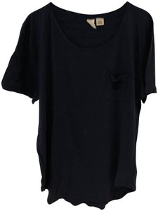 Urban Outfitters T Shirt Navy