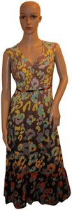 Multi-Color Maxi Dress by Oonagh by Nanette Lepore