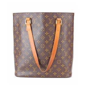 Louis Vuitton Lv Monogram Gucci Chanel Tote in brown