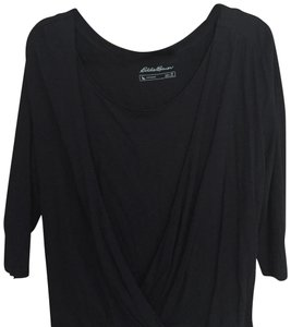 Eddie Bauer T Shirt Black