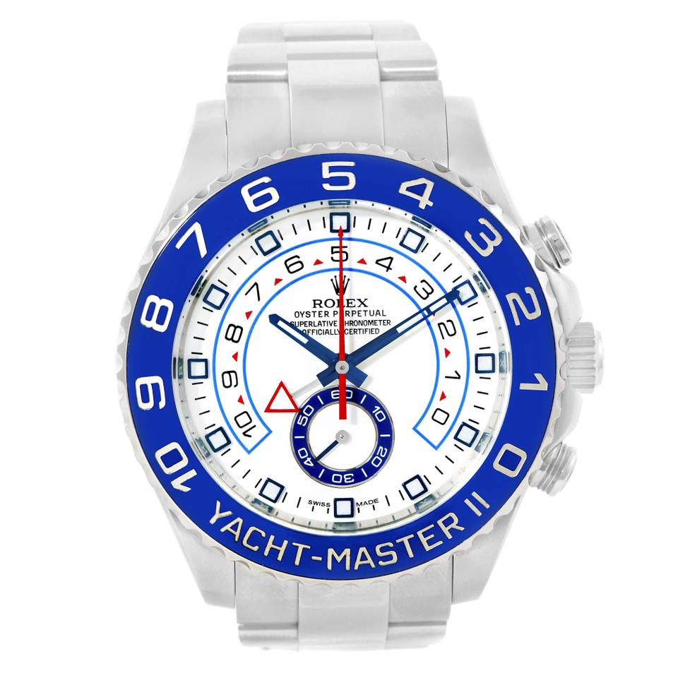 how to use rolex yachtmaster bezel