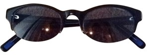 Dolce&Gabbana Black And Blue Sunglasses
