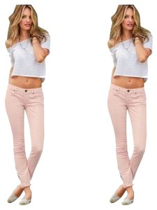Victoria's Secret Skinny Jeans-Light Wash