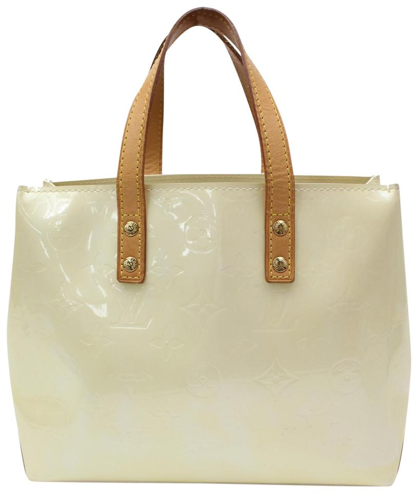 64948807a35d Louis Vuitton Read Leade Lead Neverfull Vavin Tote in Perle Ivory Image 0  ...