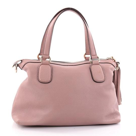 9752e833563d Gucci Soho Leather Top Handle Bag Review | Stanford Center for ...