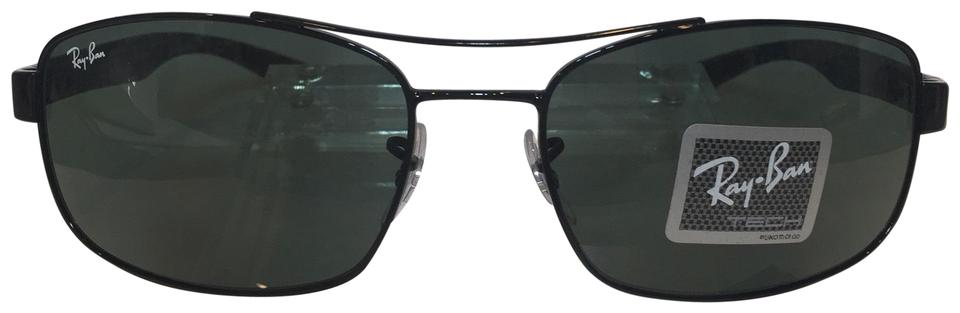 b649e2e81c Ray-Ban Gunmetal Rb 3478 004 78 Wraparound Gradient Polarized 60mm  Sunglasses
