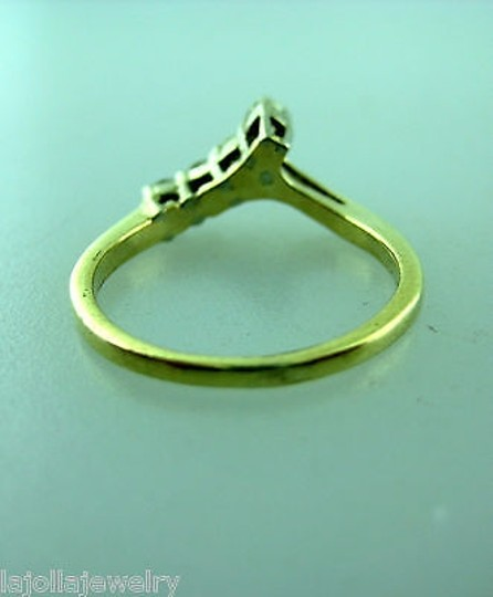 Other 14k,Yellow,Gold,Ladies,Diamond,Ring,Size,6.75