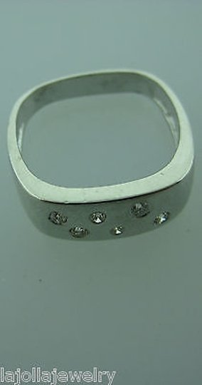 Other 18k,White,Gold,Ladies,Diamond,Ring,,