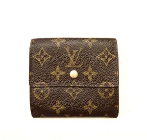 Louis Vuitton Monogram Canvas Elise Trifold