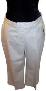 Coldwater Creek Capris Khaki