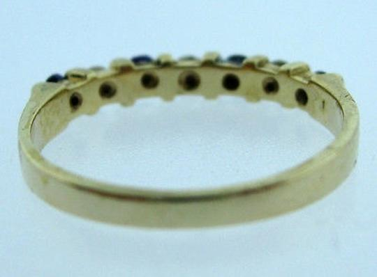 Other 14k,Yellow,Gold,Sapphire,Diamond,Ladies,Ring,,