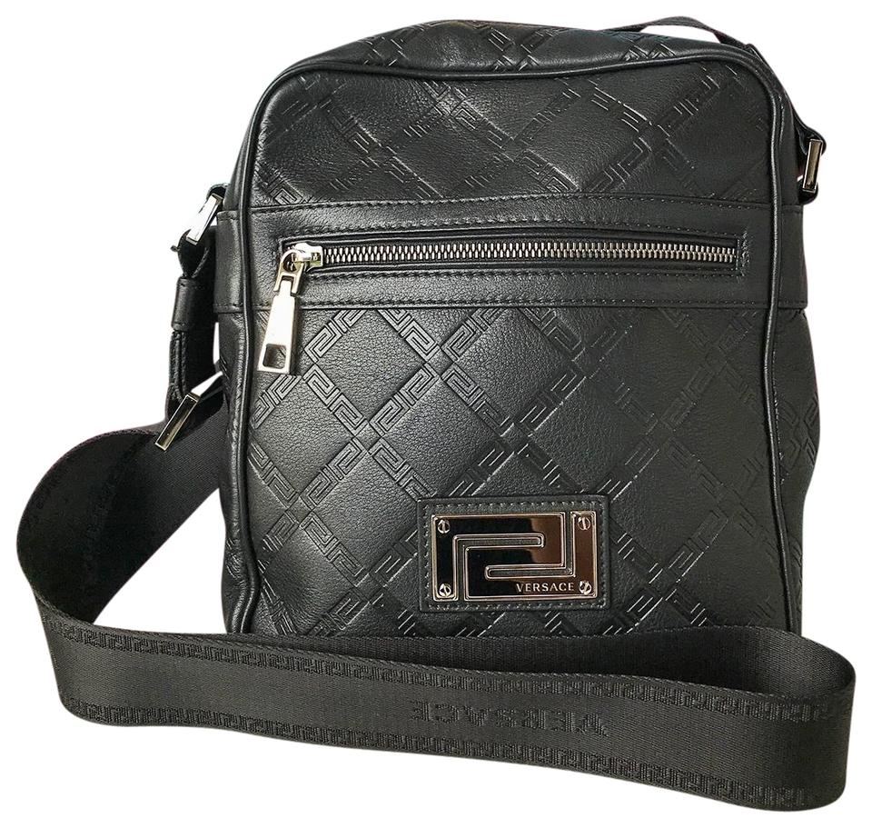 Versace Medusa Shoulder Bag Mens