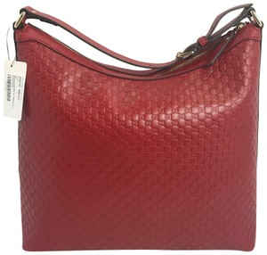 8dbd5525562 Red Gucci Hobo Bags - Up to 90% off at Tradesy