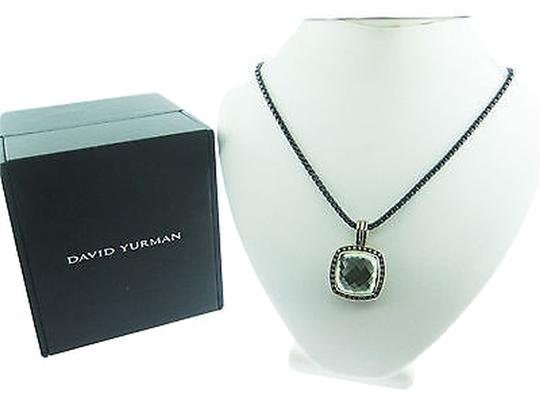 Preload https://item2.tradesy.com/images/david-yurman-sterling-silver-moonlight-ice-albion-prasiolite-necklace-17mm-2275491-0-1.jpg?width=440&height=440