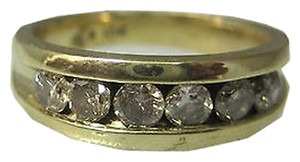 10k,Yellow,Gold,Mens,Band,Diamond,Ring,,