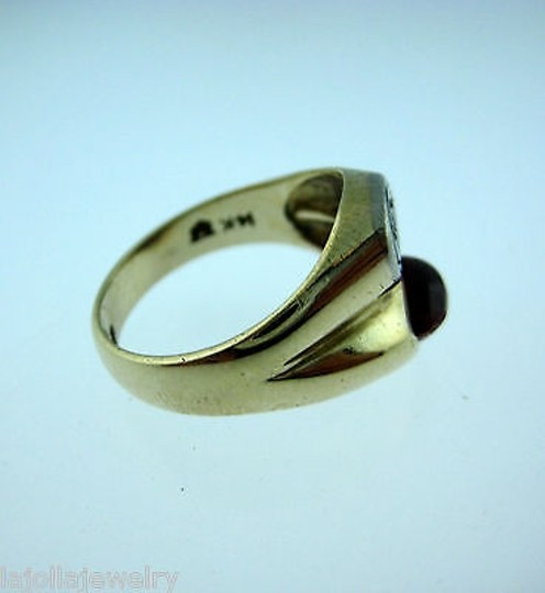 Other 14k,Yellow,Gold,Ruby,Diamonds,Ladies,Ring,