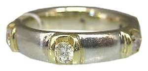Other 14k,White,Gold,6,Diamonds,Ladies,Ring,Band,,
