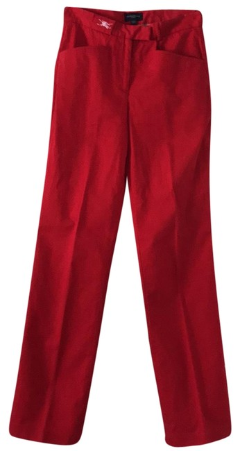 Item - Red Pants Size 2 (XS, 26)