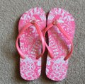 Tory Burch Pink Sandals Image 1