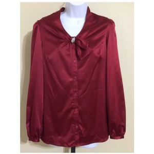 East 5th Essentials Top Red