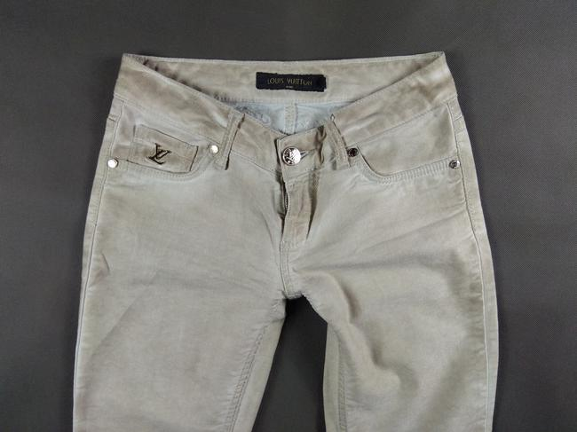 Louis Vuitton 26/30 Skinny Pants Italy Straight Leg Jeans Image 3