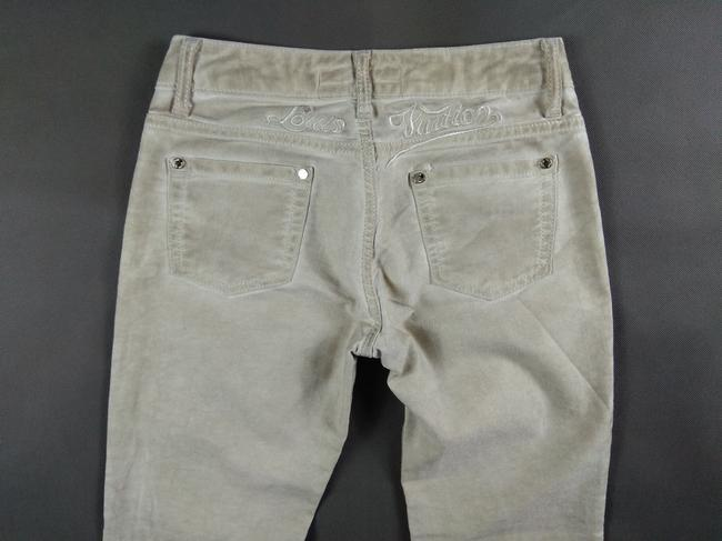 Louis Vuitton 26/30 Skinny Pants Italy Straight Leg Jeans Image 4