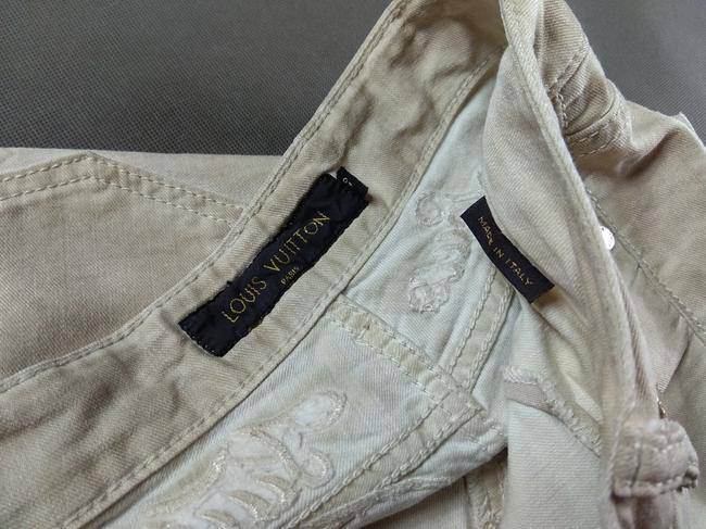 Louis Vuitton 26/30 Skinny Pants Italy Straight Leg Jeans Image 6