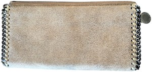 Stella McCartney Falabella Shaggy Deer Zip Wallet
